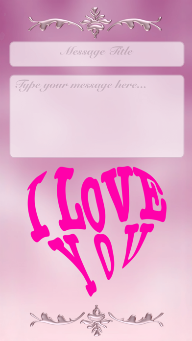 I Love You • Greeting cards Screenshots