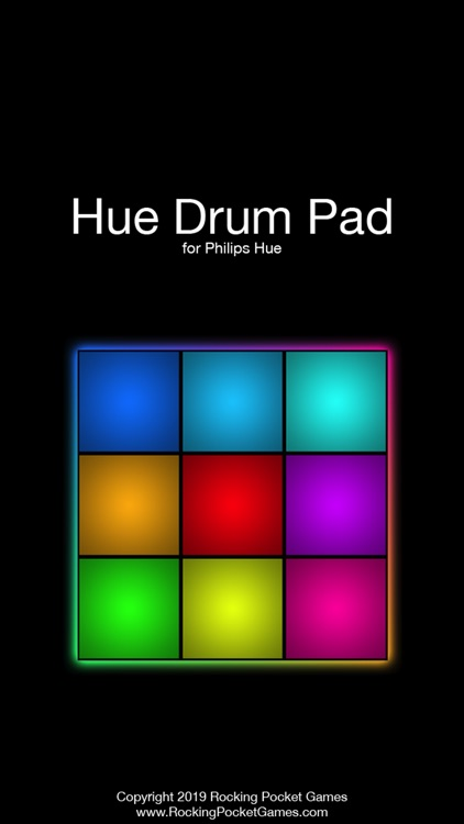 Hue Drum Pad screenshot-0