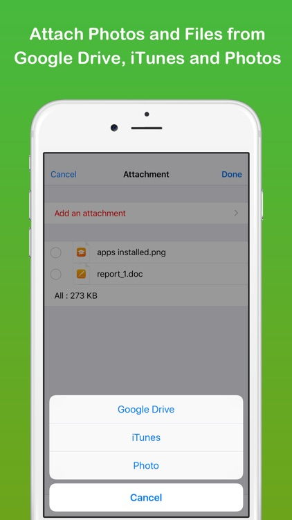Smart Group Text & Email screenshot-3