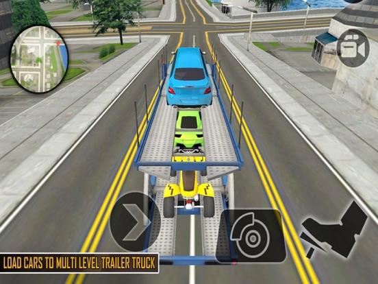 Transporter Trailer Truck New screenshot 6