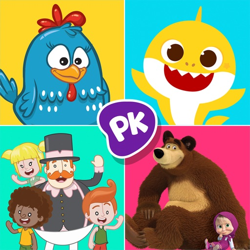 PlayKids - Cartoons and games icon