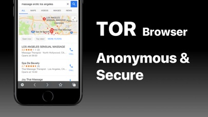 VPN + TOR Browser Private Web
