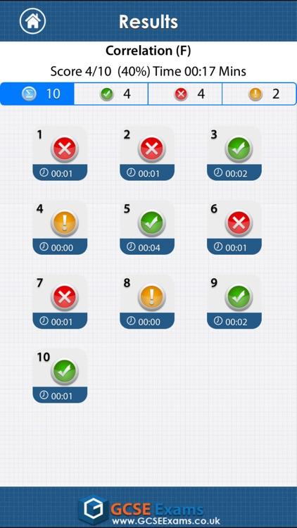 GCSE Maths : Stats Revision LT screenshot-4