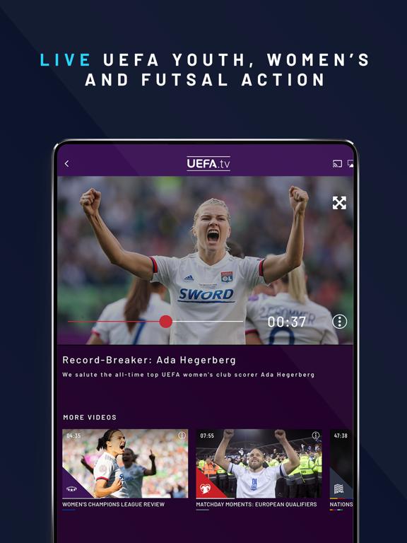 UEFA.tvのおすすめ画像3