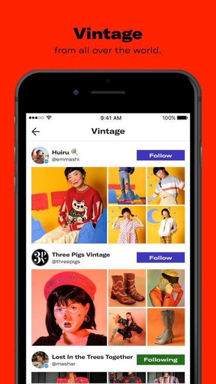 Depop - Fashion Marketplace screenshot-6