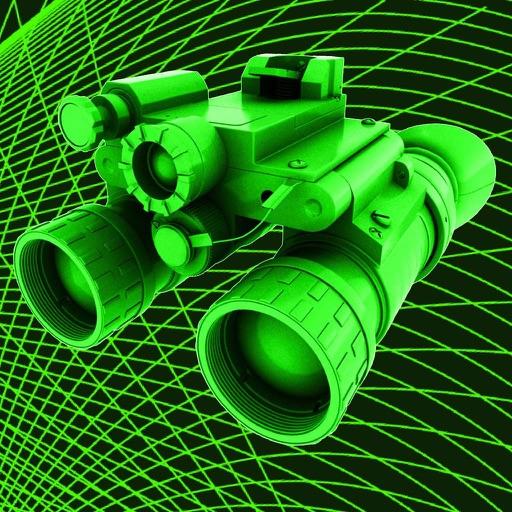 Night Vision Camera Green Pro