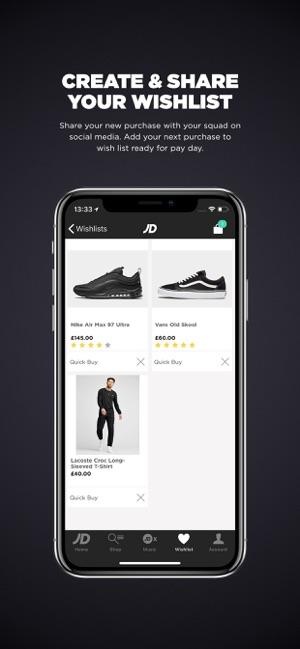 e3405de78b JD Sports on the App Store