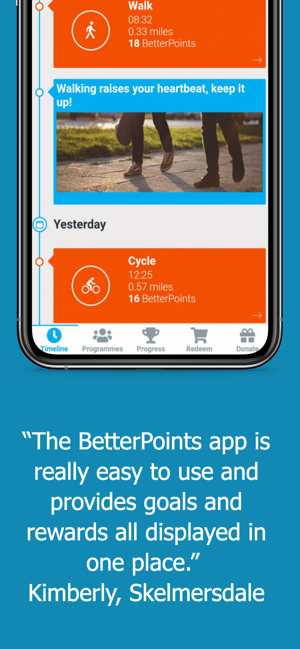 ‎BetterPoints Screenshot