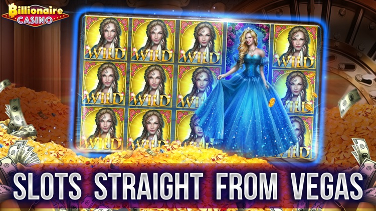 Billionaire Casino™ Slots 777 screenshot-3