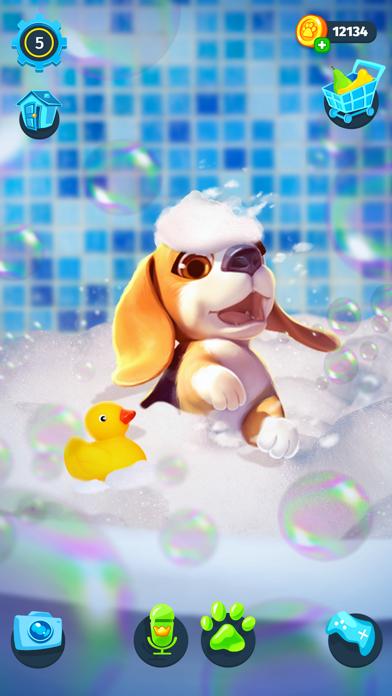 TamaDog! - AR Puppy Games Screenshot