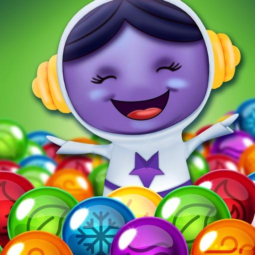 Bubble Burst App
