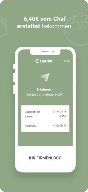 Lunchit Screenshot