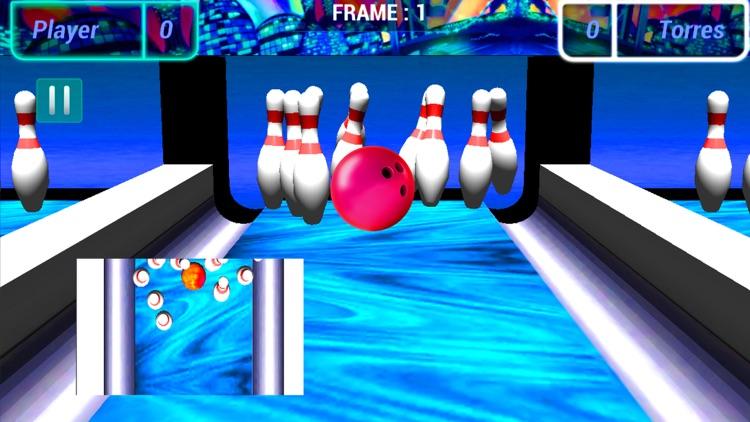 Real Bowling Master 3D screenshot-4
