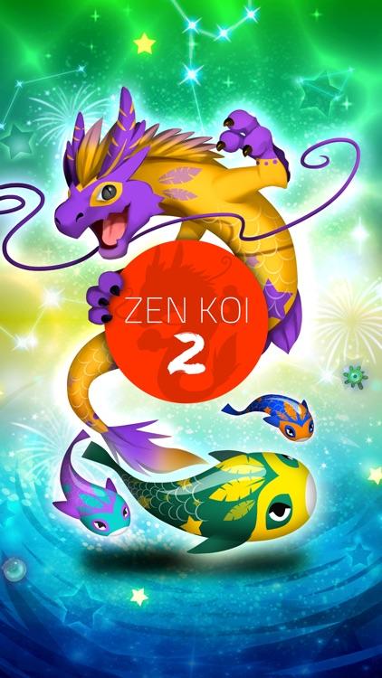 Zen Koi 2 screenshot-0