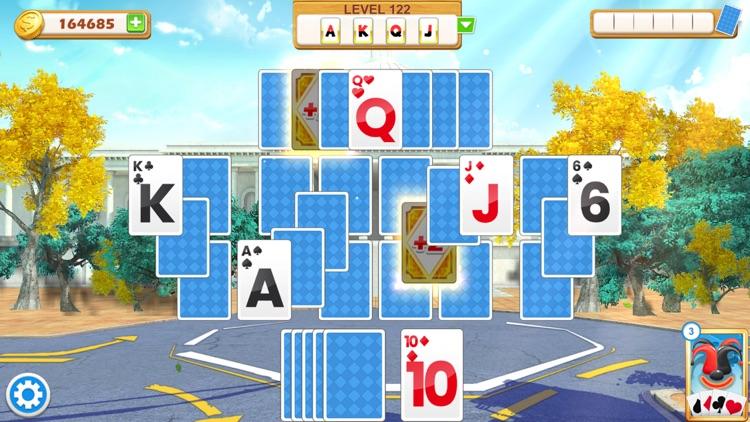 Solitaire Home Design-Fun Game screenshot-7