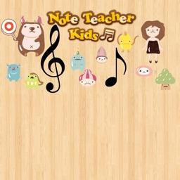Note Teacher Kids