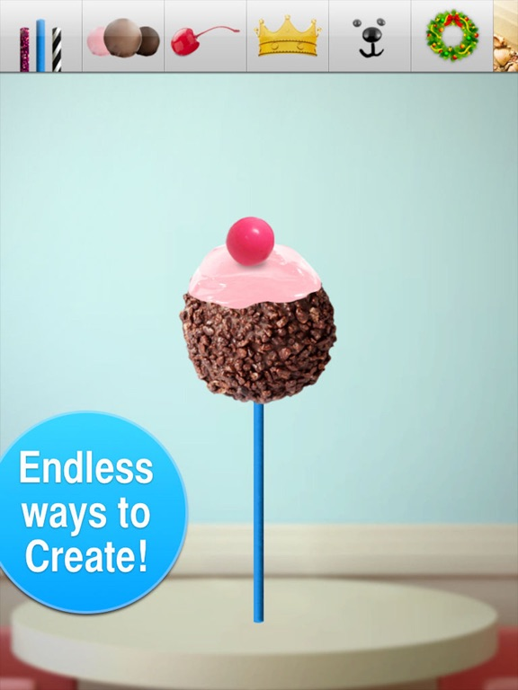 Cake Pop Maker screenshot