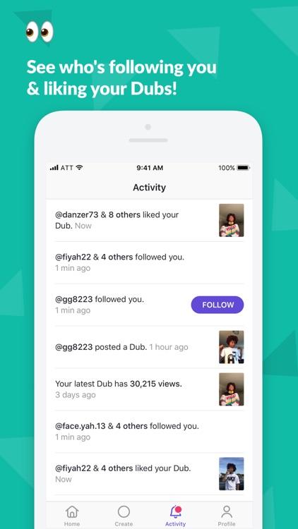 Dubsmash - Dance & Lip Sync screenshot-4