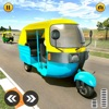 Tuk tuk Rickshaw Racing