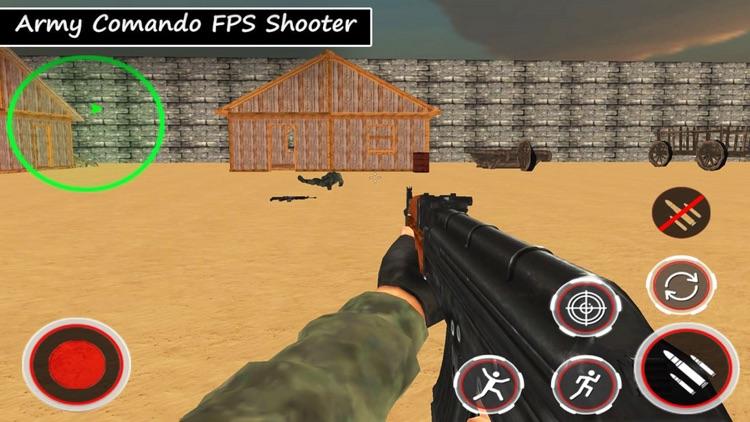 Call Of War: Gun Shoot