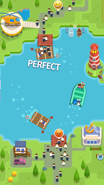 Idle Ferry Tycoon