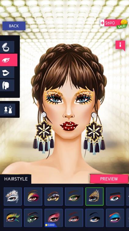 Dress Up Games - Fashion Diva screenshot-5
