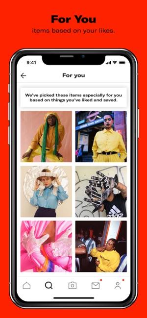 974340a125 Depop - Shop. Unique. Fashion on the App Store