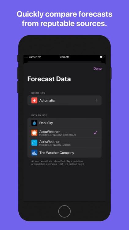 Hello Weather screenshot-5