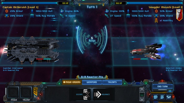 Star Traders: Frontiers screenshot-0