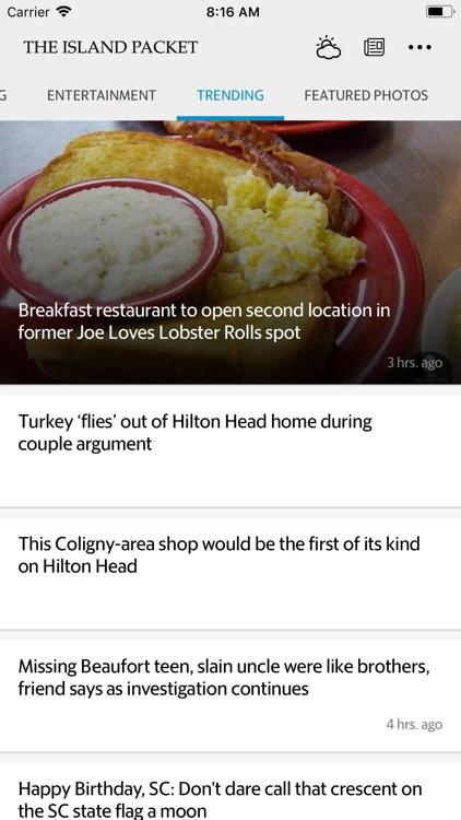 Island Packet News screenshot-4
