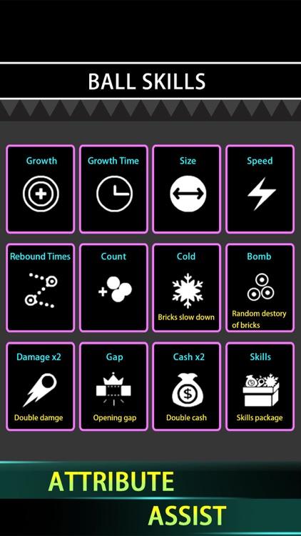 Balls Shooter - Break Bricks screenshot-6