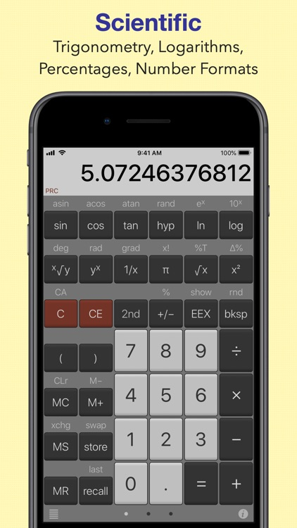 NeoCal Lite Calculator