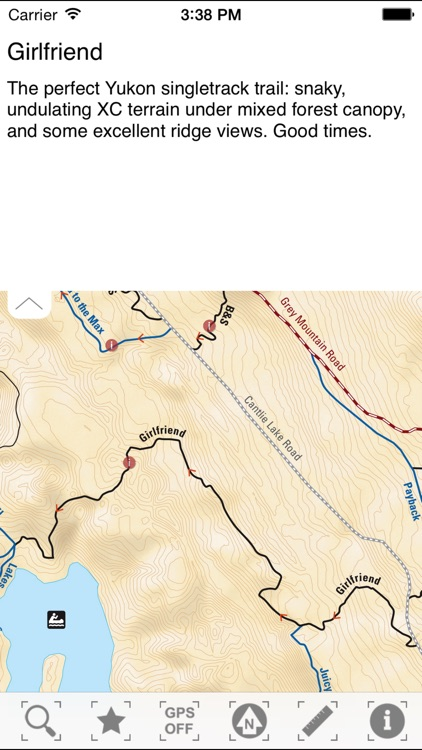 Whitehorse Trail Guide screenshot-4