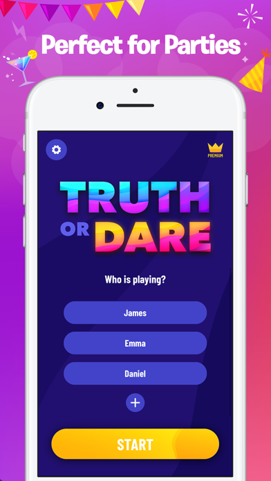 Truth or Dare - Party & Fun free Resources hack