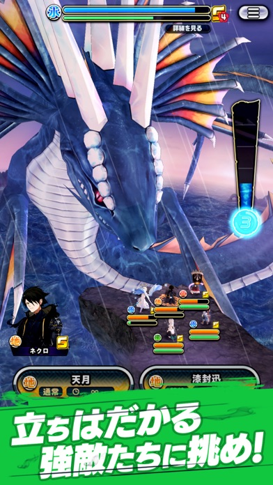 神式一閃 カムライトライブ【最強ロールプレイングゲーム】スクリーンショット5