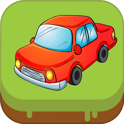 Car games for kids 4 years old icon