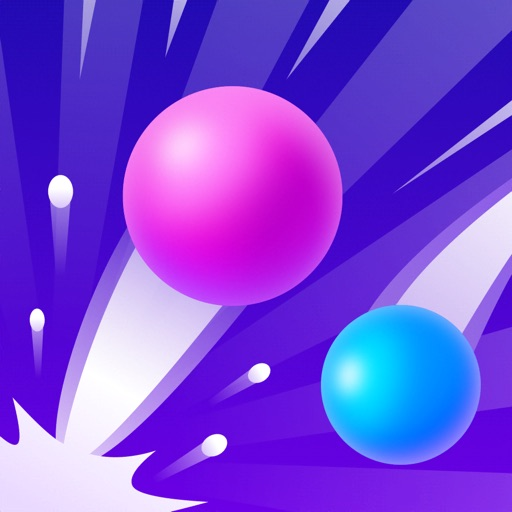 Bouncing Ball:Easy tap to win