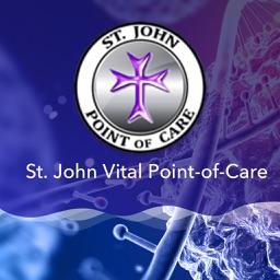 St. John Vital Point-of-Care