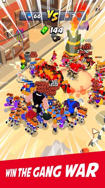 Pocket Clash: Gang Wars