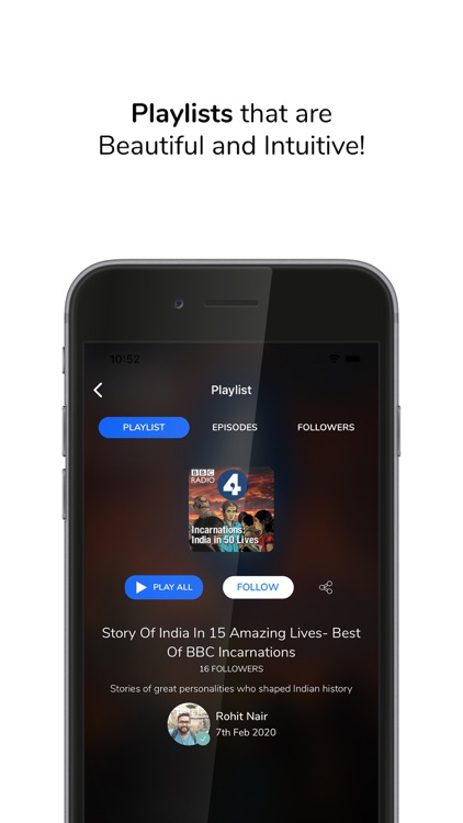Storiyoh - Social Podcast App screenshot-3