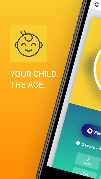Baby-Weeks your children's age