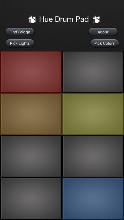 Hue Drum Pad screenshot-1