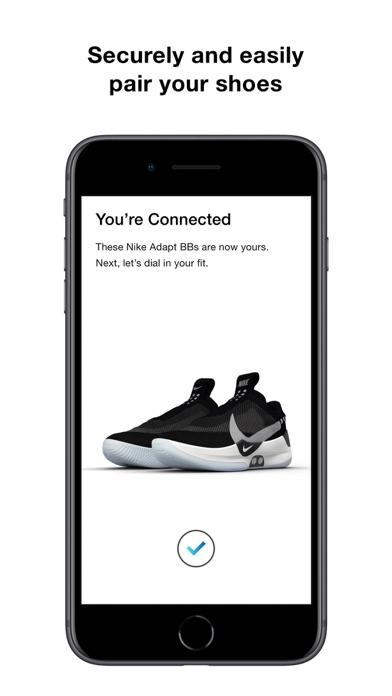 Nike Adapt screenshot 5