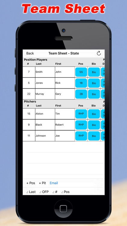 iProScout Baseball screenshot-5