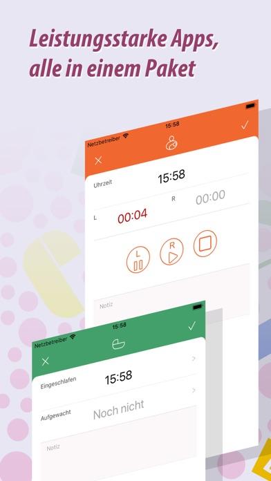 messages.download Baby Tracker - Wachstumsschub software
