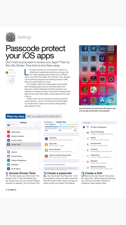 iCreate: iOS edition screenshot-7