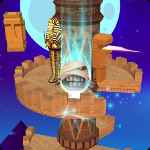 Helix Temple Jump