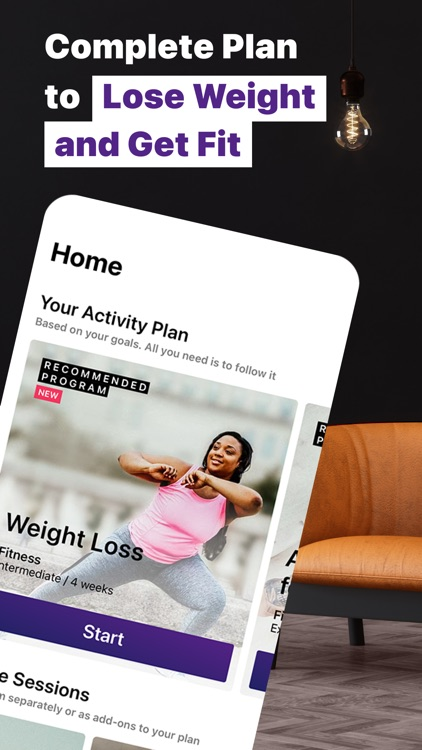 Verv: Fitness Workout at Home screenshot-8
