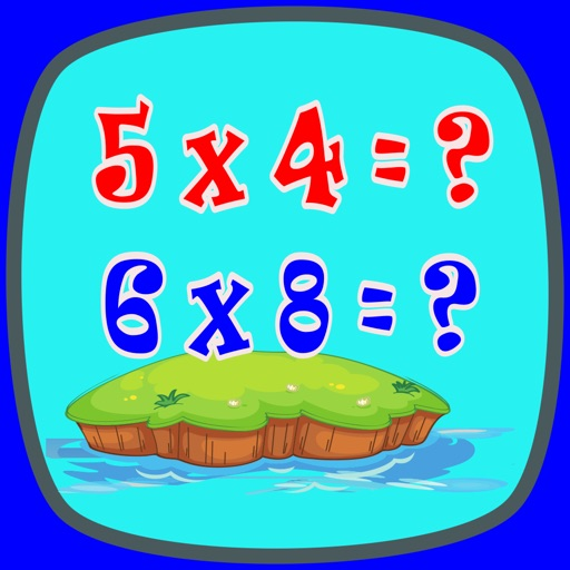 Times Tables Math Trainer UN icon