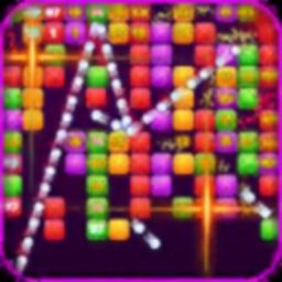 Glow Ball Breaker Quest Game